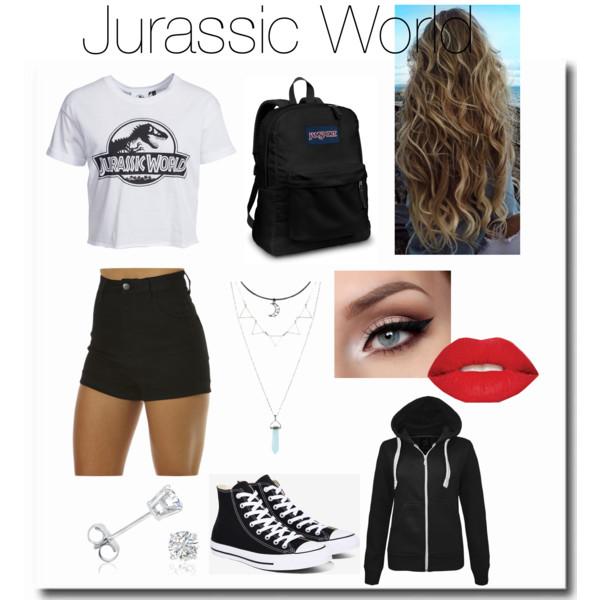85cf7ffc20e8 Fashmates Outfit Inspiration: Jurassic World