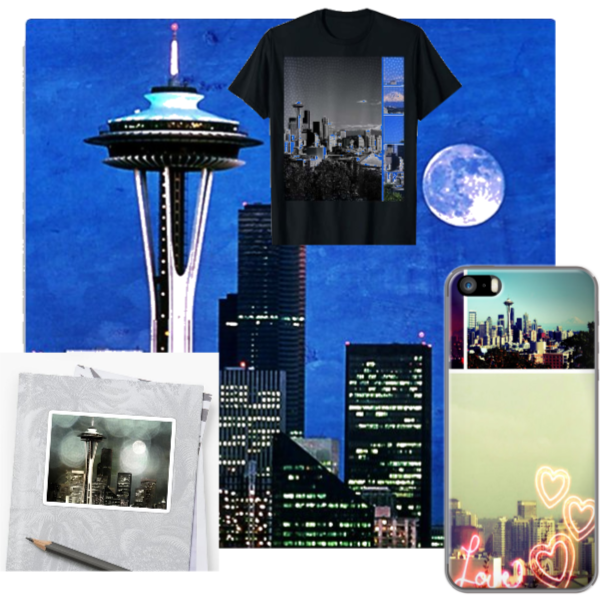 I love Seattle! - Fashmates