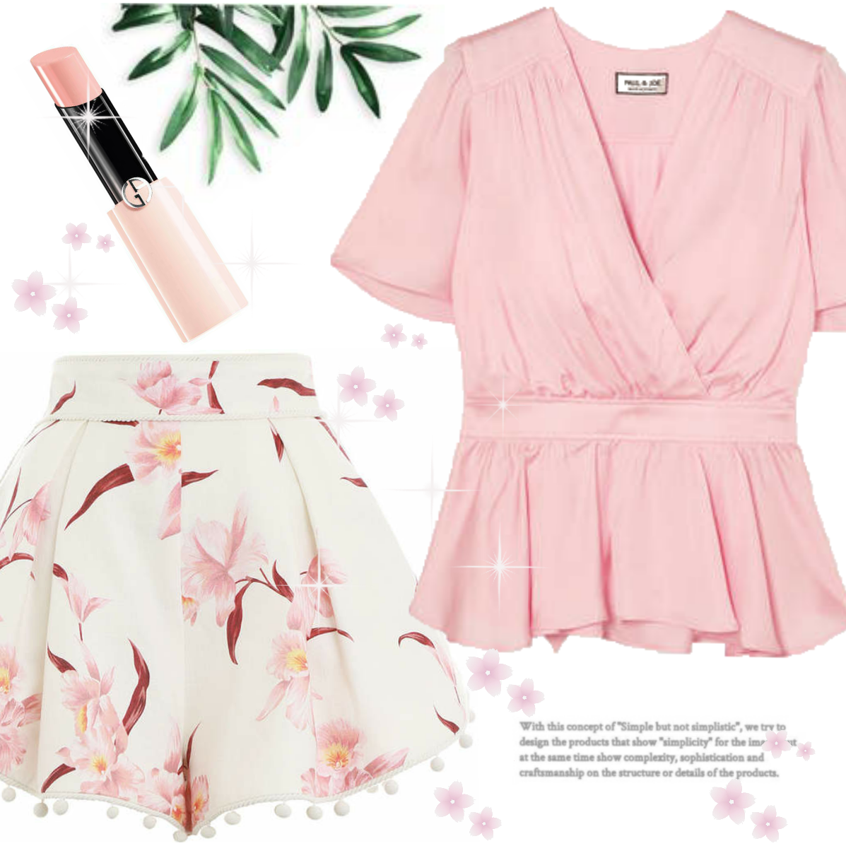 09717c108490 Fashmates Outfit Inspiration: Pink Panther